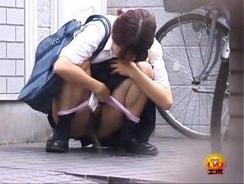 女學生戶外尿尿特輯2,偷拍、女學生、放尿成人影片、免費A片