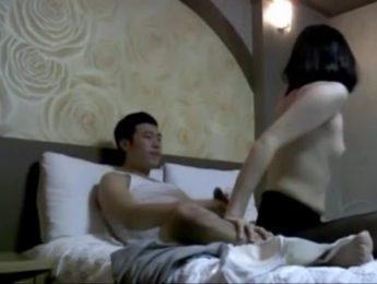 黑絲高麗妹開房被偷拍,偷拍、愛撫、韓國、黑絲成人影片、免費A片