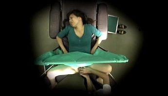 原來婦科檢查可以那麼舒服,婦科檢查、愛撫、醫師成人影片、免費A片