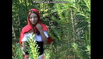 小紅帽與熊貓竹林中激狂幹炮,口交、愛撫、熊貓成人影片、免費A片