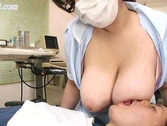 大奶牙醫乳壓病人求吸乳頭,巨乳、打手槍、牙醫成人影片、免費A片