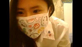台灣 no.1高中好生害羞戴口罩直播脫衣秀,台灣、直播、視訊成人影片、免費A片