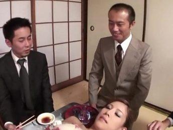 絕美人體壽司吧,壽司、愛撫、按摩棒成人影片、免費A片