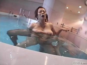 大奶人妻水中自慰幹砲,人妻、口交、巨乳成人影片、免費A片